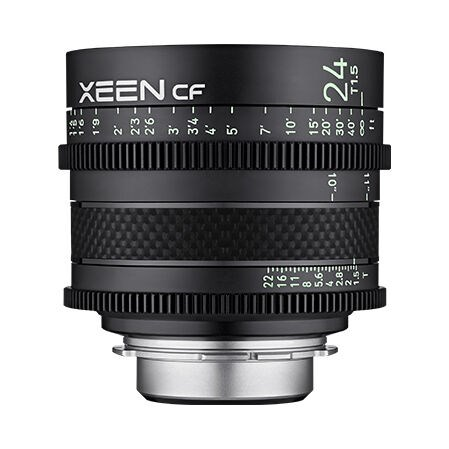 Samyang Xeen CF 24mm T1,5 Cinema Prime til PL-mount