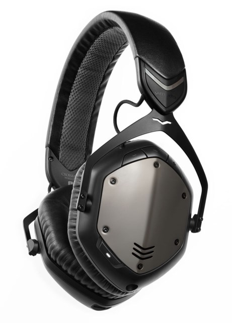 V-Moda V-Moda Crossfade Wireless On-Ear Gunmetal Black