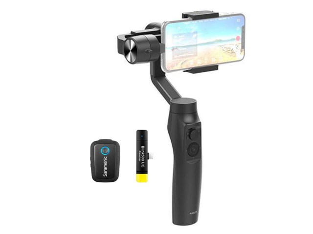 Scandinavian Photo Mobile vlog kit Stable premium USB-C