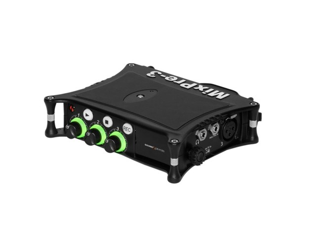 Sound Devices MixPre-3 II portabel lydopptaker