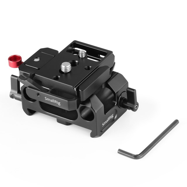 SmallRig Baseplate for Blackmagic Cinema 4k & 6K 501PL Comp
