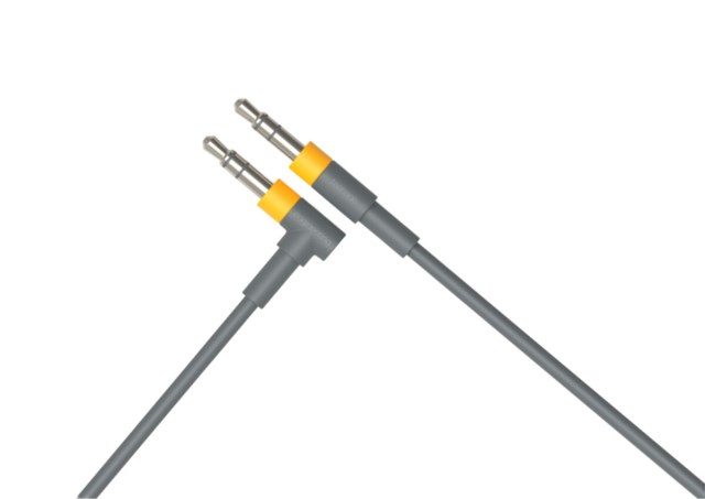 Teenage Engineering Audio cable reg right angle