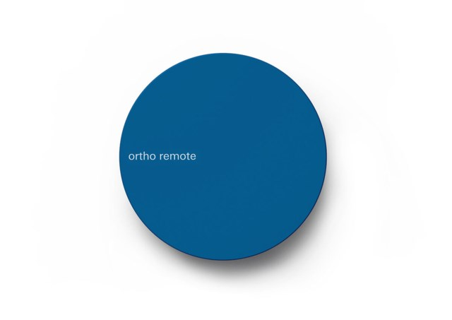Teenage Engineering Ortho remote controller - blue