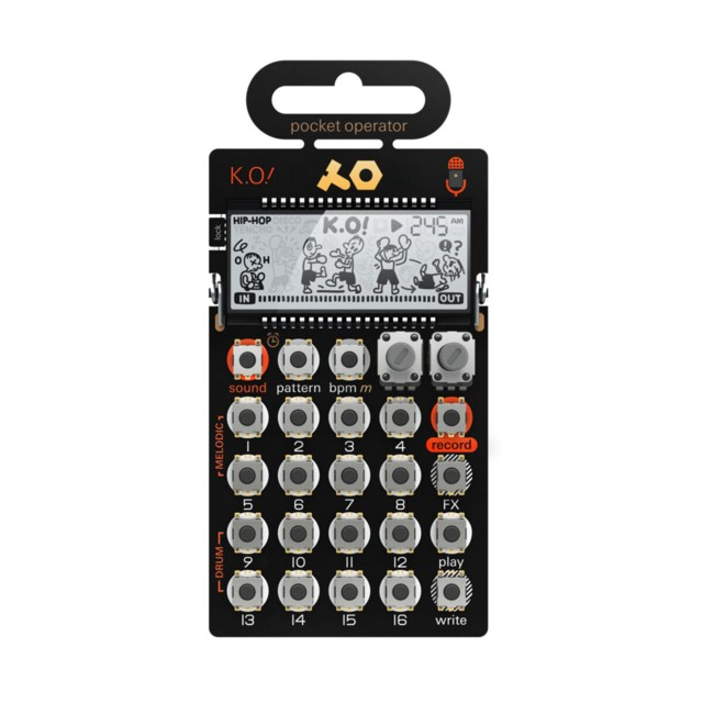 Teenage Engineering PO-33 K.O
