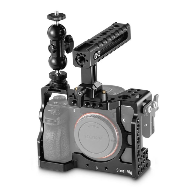 SmallRig Cage Kit 2103 Sony A7RIII