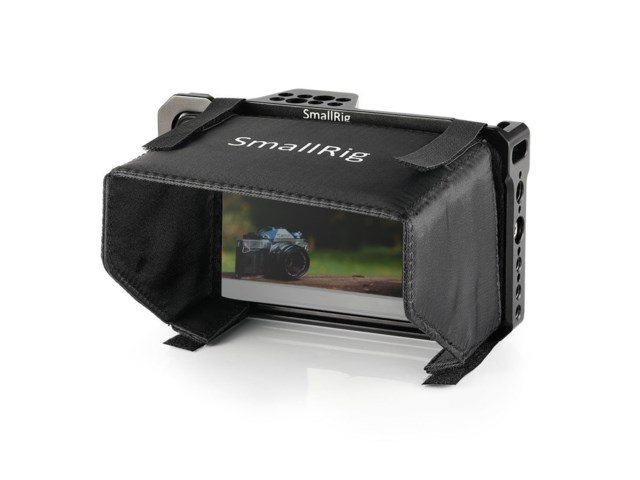 SmallRig Cage 2231 for SmallHD 502 med sunhood