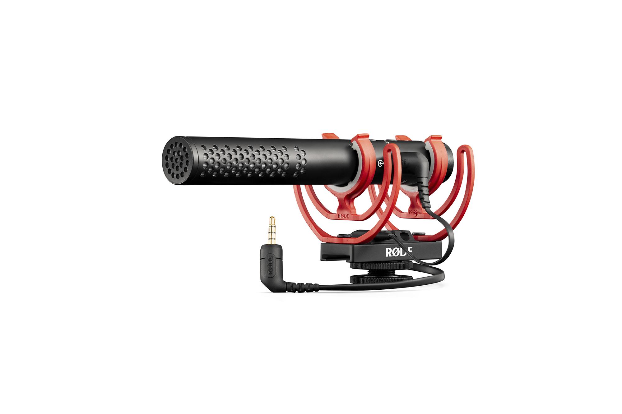 Kameramonterte mikrofoner | Scandinavianphoto.no