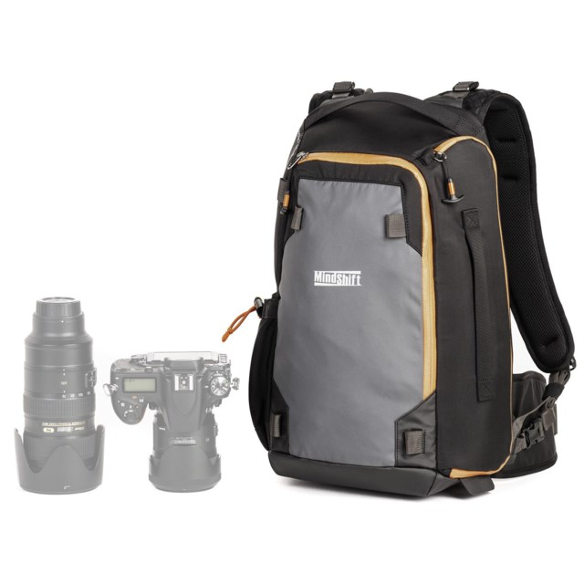 MindShift Gear Kameraryggsekk Photocross 13 Backpack Orange Amber