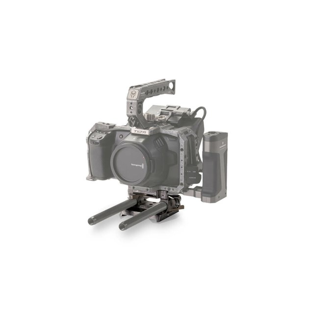 Tilta 15mm LWS Baseplate Type I - Tactical Grey