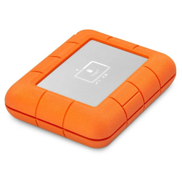 LaCie Rugged BOSS SSD 1TB