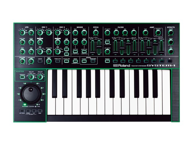 Roland SYSTEM-1 Plug-Out Synthhesizer