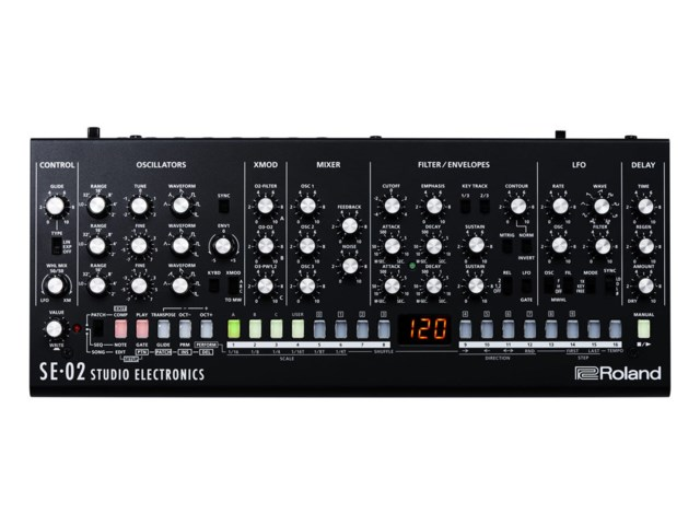 Roland Boutique SE-02 Analog Synthhesizer