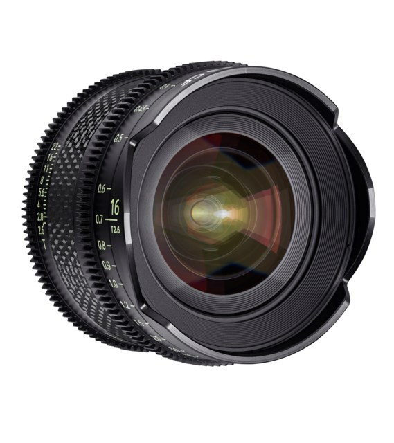 Samyang XEEN CF 16MM T2,6 CINEMA PRIME til PL-MOUNT
