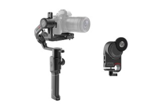 Moza Air 2 Gimbal + iFocus-M Wireless Lens Motor