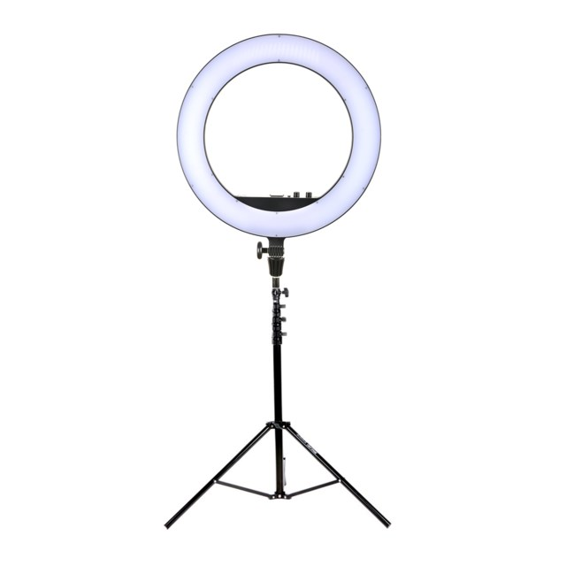Godox LED Ring Light LR160 Svart + Belysningsstativ
