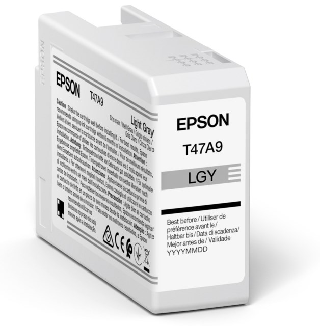 Epson Light Gray til SC-P900 - 50ml