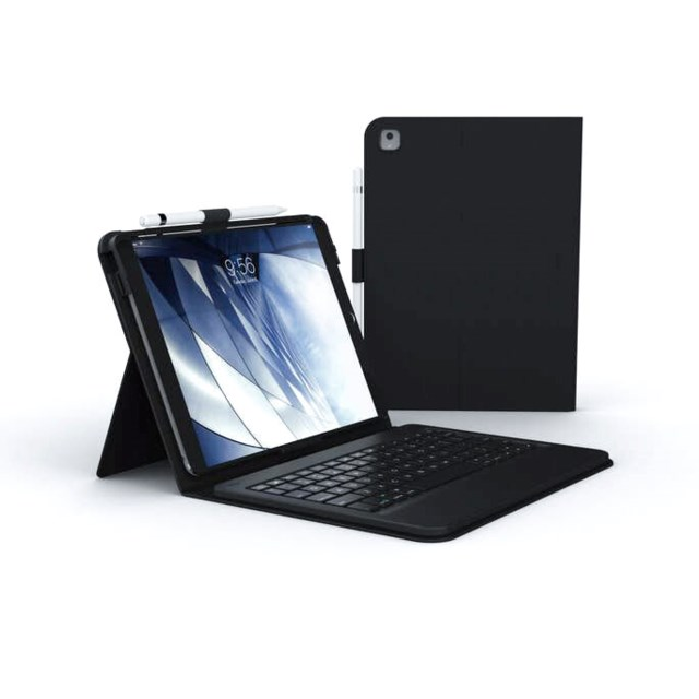 "Zagg Messenger Folio Keyboard & Case Ipad 10,2"", Ipad Pro 10,5"", Ipad Air 3"