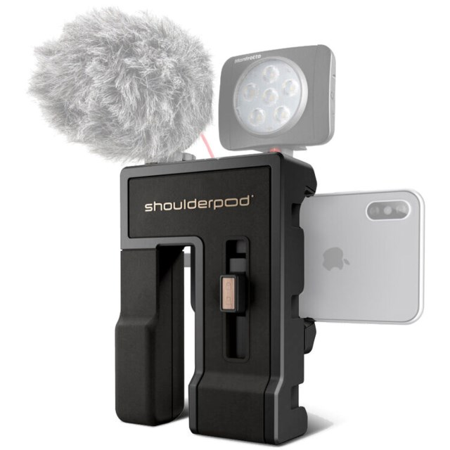 Shoulderpod G2 - Mobile Video Grip