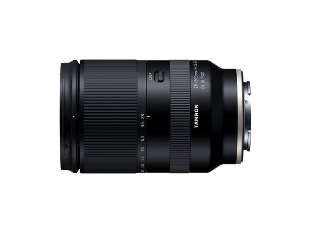 Tamron 28-200mm f/2.8-5.6 Di III RXD til Sony FE