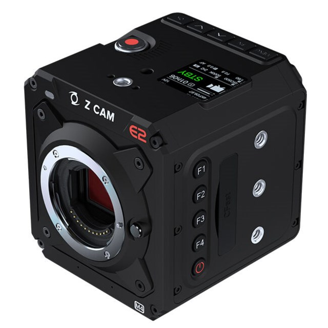Z CAM E2-M4 Cinema Camera 4K Micro 4/3""