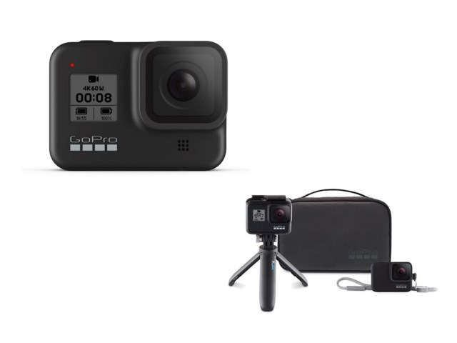 GoPro Hero 8 Black + Travelkit