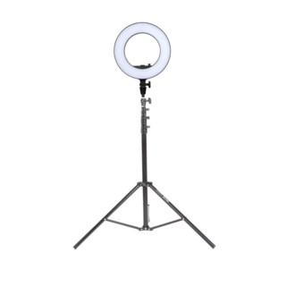 Godox LED-Belysning Ring Light LR180 + lysstativ