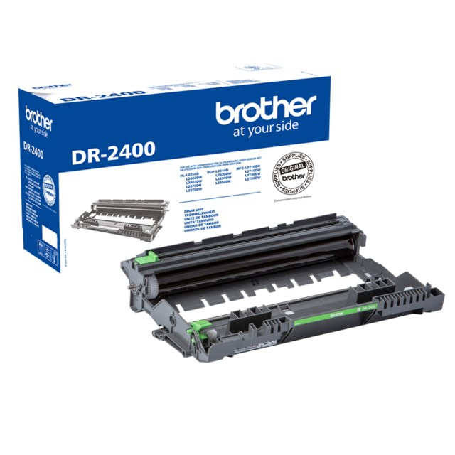 Brother DR-2400 Trumenhet 12000 sidor