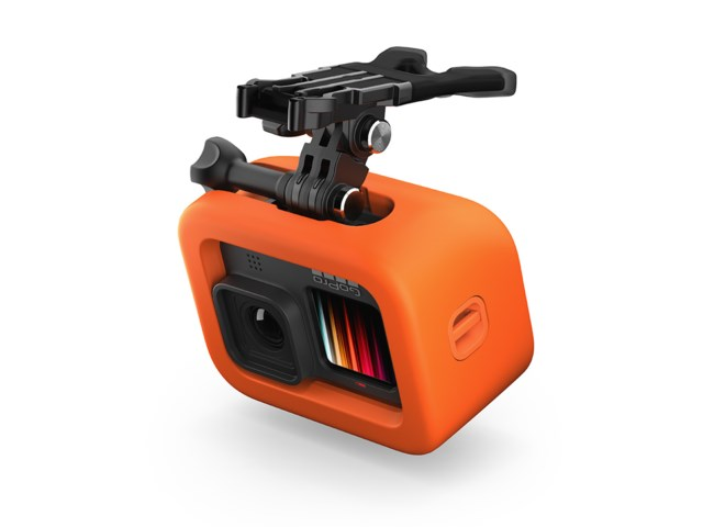 GoPro Bite Mount + Floaty til Hero9