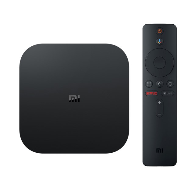 Xiaomi Mi Box S 4K Ultra HD Streaming Media Player
