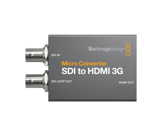 Blackmagic Design Micro konverter SDI - HDMI 3G PSU