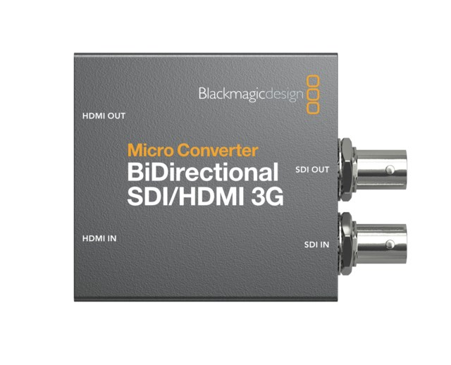 Blackmagic Design Micro konverter BiDirect SDI/HDMI 3G med nettdel