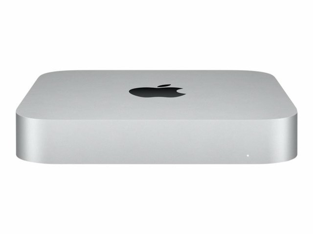 Apple Mac mini M1, 16GB RAM, 512GB SSD, Silver
