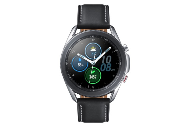 Samsung Galaxy Watch3 Black/Silver 45mm