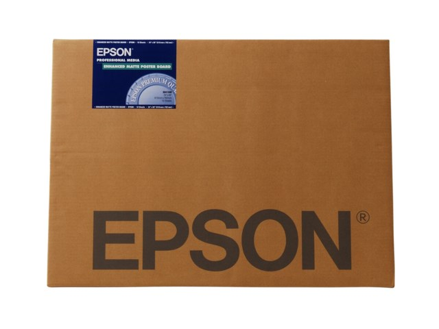 Epson Fotopapper A3+ Enhanced Matte Poster Board 20 blad
