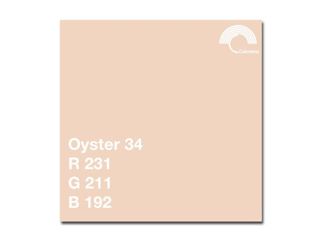 Colorama Bakgrunn Oyster 2,72x11m