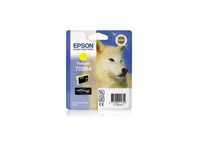 Epson Blekk T0964 Yellow