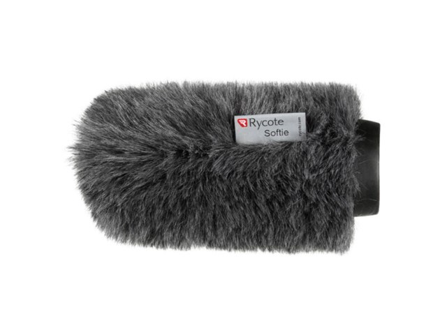 Rycote Softie, diameter 21-22 mm längd 140 mm