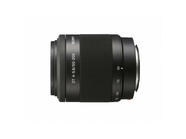 Sony DT 55-200mm f/4-5.6 SAM II