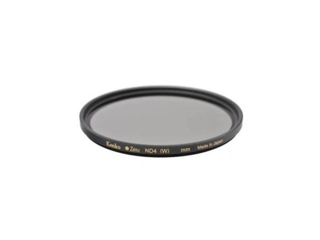Kenko ND-filter ND4 Zeta 62mm