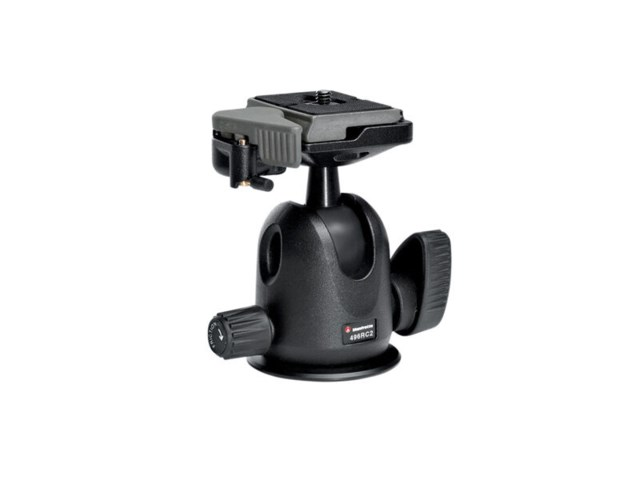 Manfrotto Kulled 496RC2 + 200pl snabbplatta