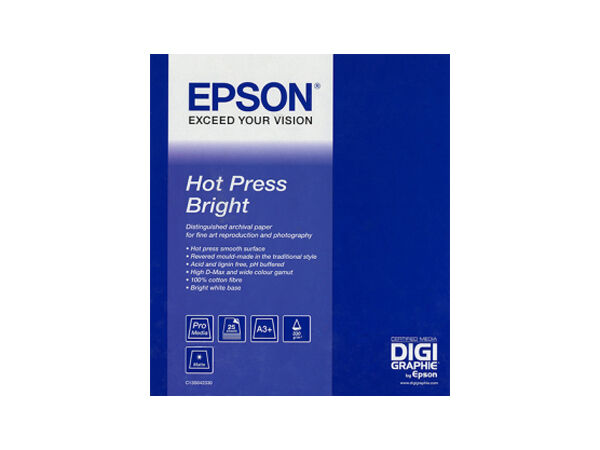 Epson Hot Press Bright 24""