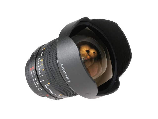 Samyang 14mm f/2.8 IF ED UMC Aspherical til Canon