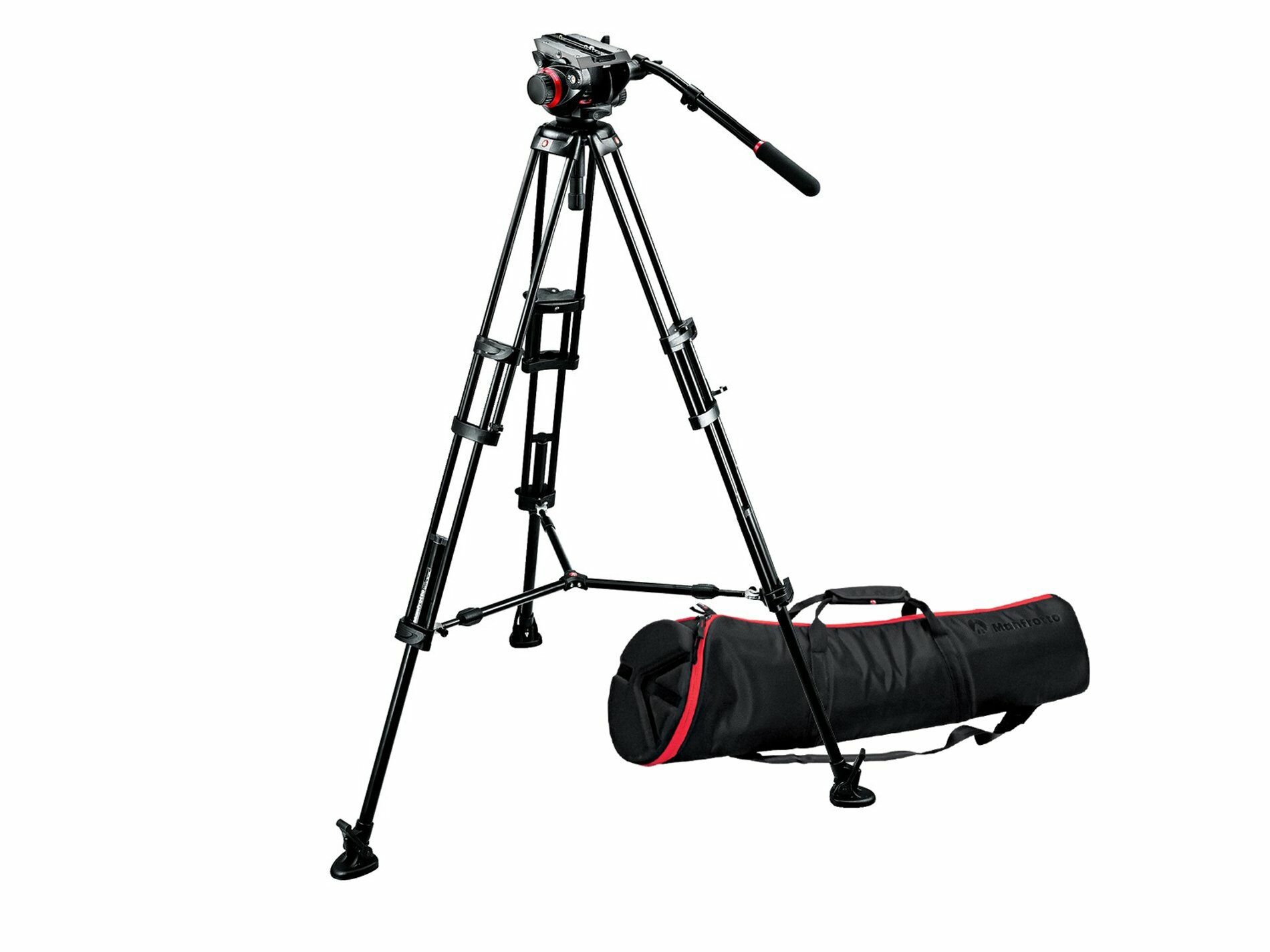Manfrotto 504HD,546BK Videostativ Kit