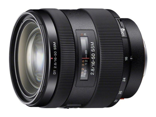 Sony DT 16-50mm f/2.8 SSM