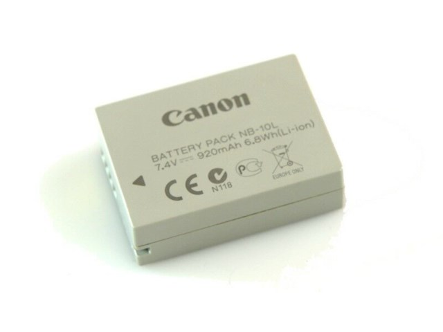 Canon Batteri NB-10L