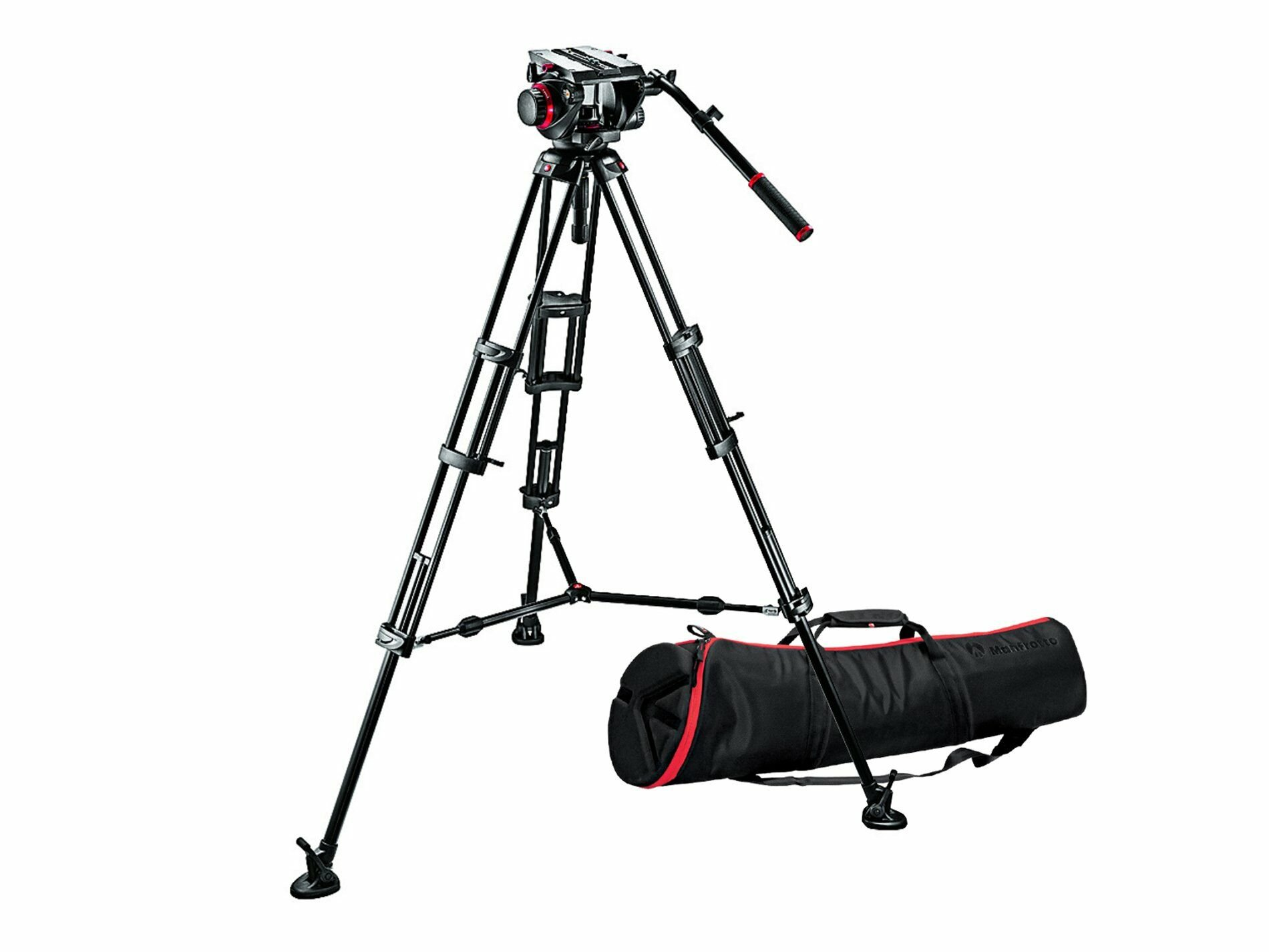 Manfrotto Videostativ Kit 509HD,545BK