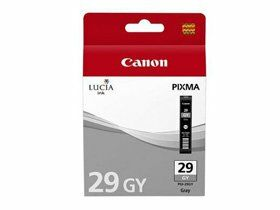 Canon Blekk PGI-29GY Ink Grey