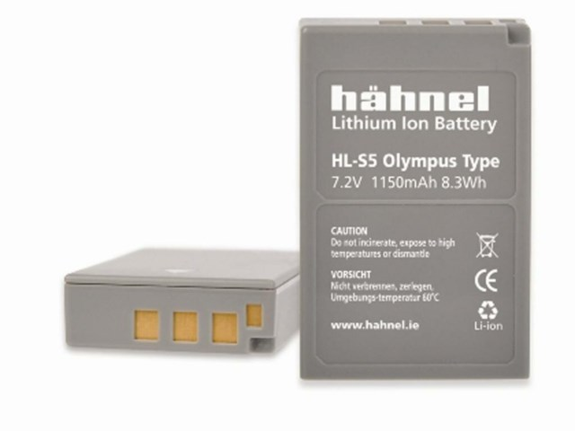 Hähnel Batteri for Olympus
