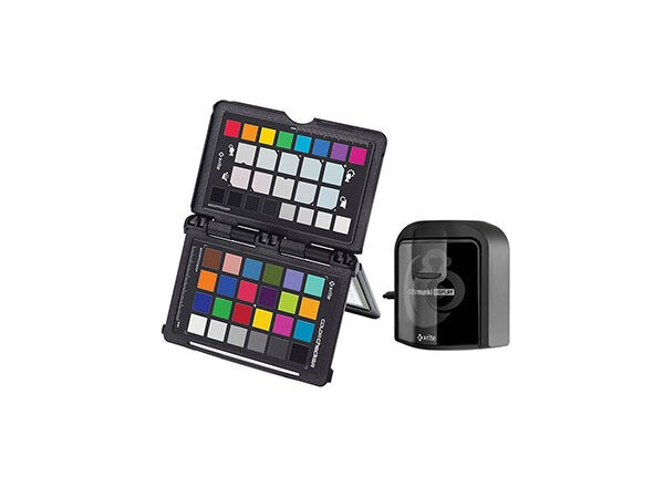 X-rite ColorMunki Display + ColorChecker Passport
