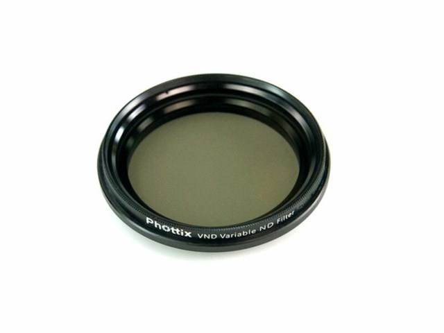 Phottix VND-MC Variable ND Filter 58mm